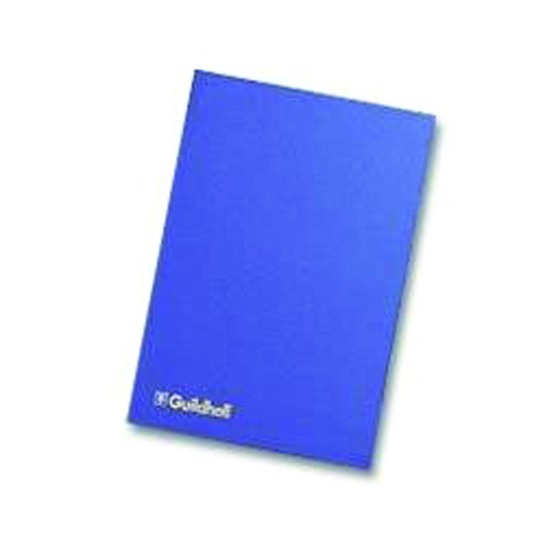 Guildhall Account Book 80 Pages 31/2 (Pack of 1) 1014