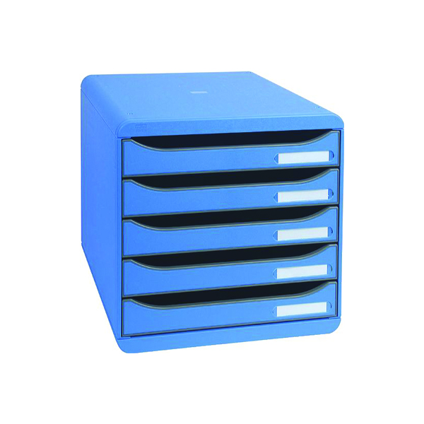 Exacompta Multiform Blue Big Box Plus 309779D