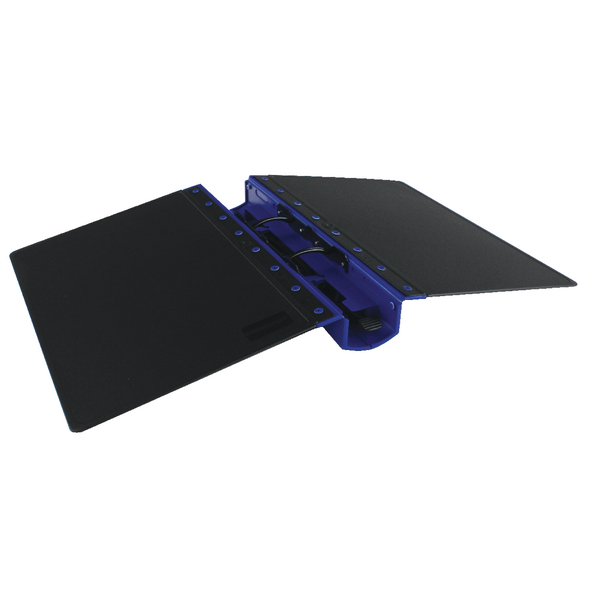Guildhall GL Ergogrip 2 A4 Ring Binder Blue (Pack of 2) 4509