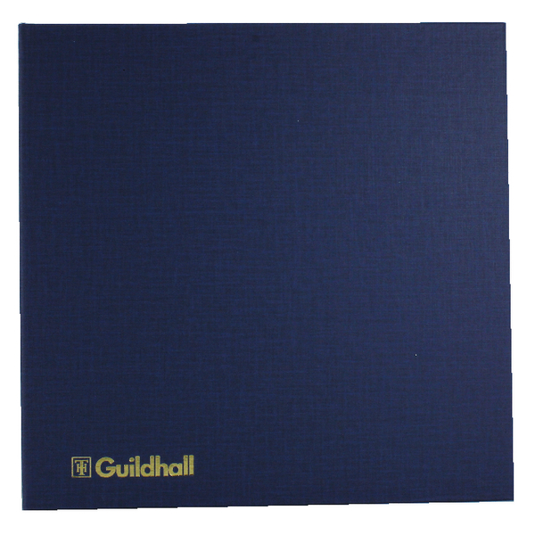 Guildhall 10 Cash Columns Account Book 80 Pages 51/10 1330