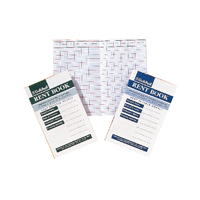 Guildhall Rent Book Protected (10 Pack) T41