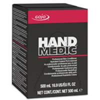 GOJO Hand Medic Professional Medical Skin Conditioner 500ml Refill (Pack of 6) 8242-06