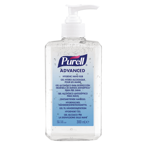Purell Hygienic Hand Rub 350ml Bottle