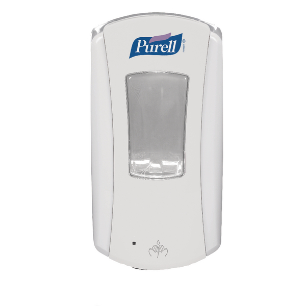 Purell LTX-12 1200ml White Dispenser 1920-04
