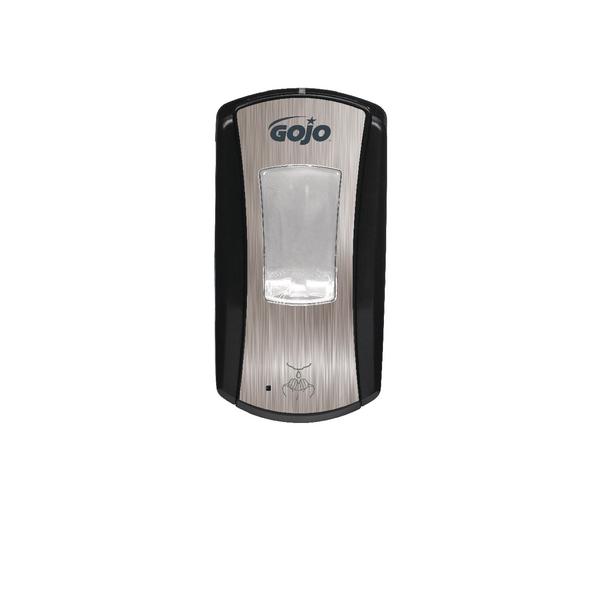 Gojo LTX-12 Chrome/Black Dispenser