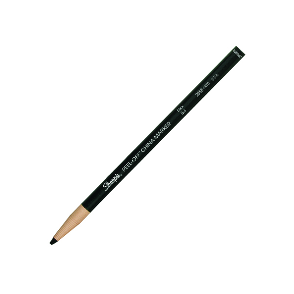 Sharpie China Black Marker (12 Pack) S0305071
