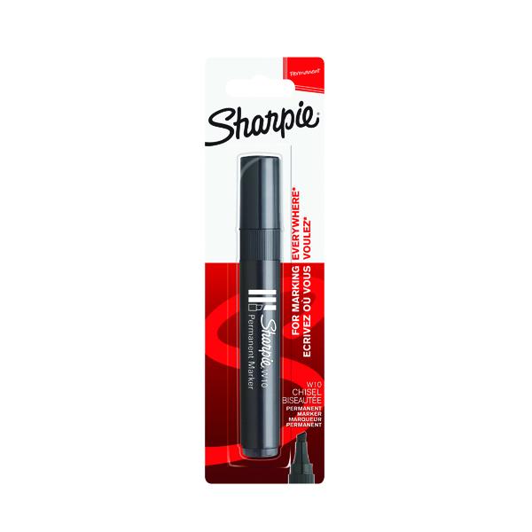 Sharpie W10 Blister Black S0192667