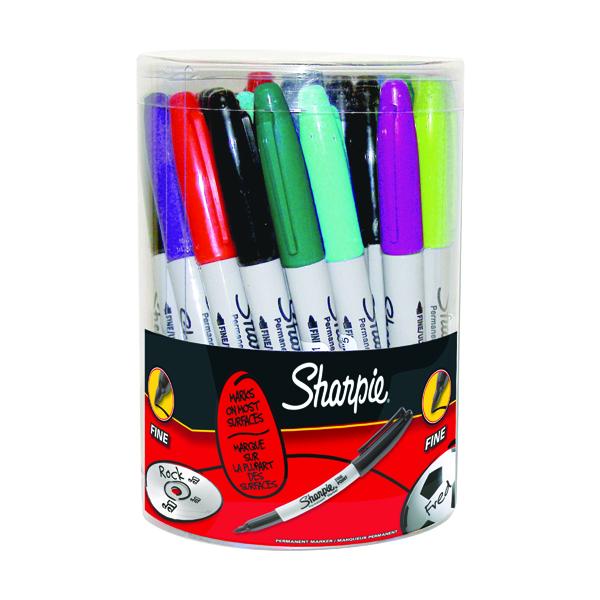 Sharpie Fine Assorted Permanent Marker (36 Pack) S0811090