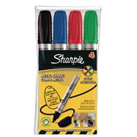 Sharpie Pro Chisel Pk4 Asstd S09458
