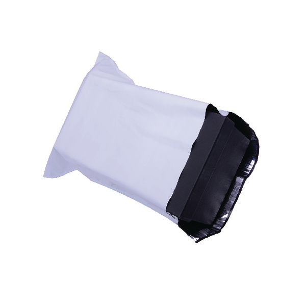Strong Polythene Mailing Bag 335x430mm Opaque (Pack of 100)