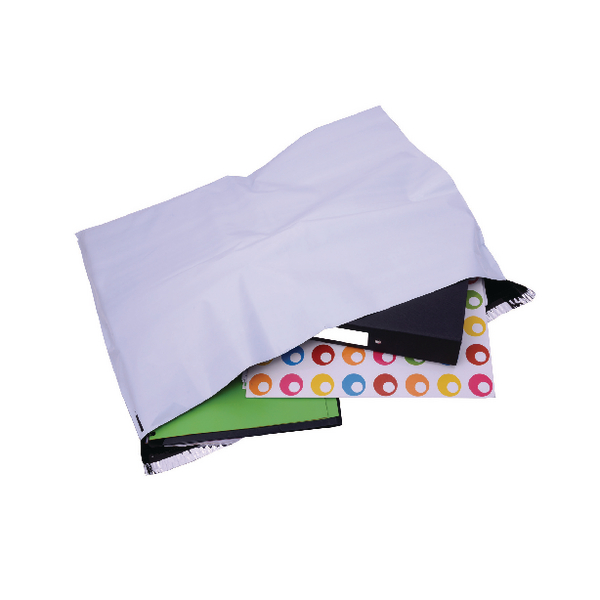 Strong Polythene Mailing Bag 595x430mm Opaque (Pack of 100) HF20214