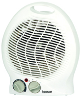 Image for Igenix 2kw Upright Fan Heater White Ig9020