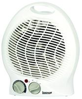 Image for Igenix White 2kW Upright Fan Heater Ig9020