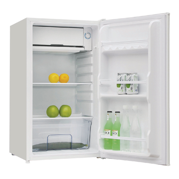 Igenix Fridge With Icebox White MTRR102A/H