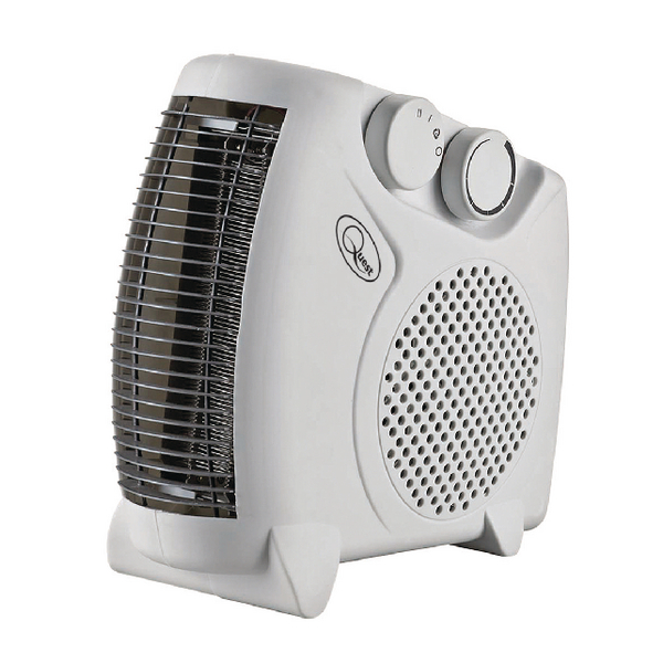 Image for 2kw Flat Fan Heater White CRHFF06/H