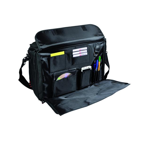 Monolith Soft-Sided Pilots Case Black 2168