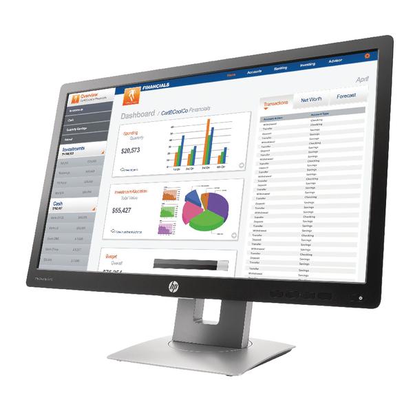 HP EliteDisplay E232 23inch Monitor M1N98AA
