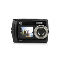 Image for HP Digital Camera c150w Black 72202