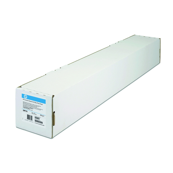 Image for HP Clear Film 610mm x22m 101micron C3876A