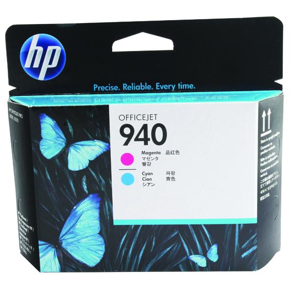 HP 940 Magenta/Cyan OfficeJet Printhead C4901A