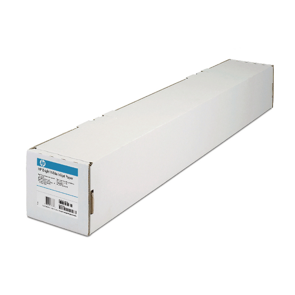 Image for HP Bright White Inkjet Paper 90gsm 914mm x91m C6810A