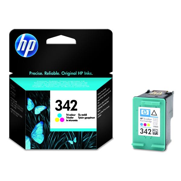 HP 342 Cyan/Magenta/Yellow Inkjet Cartridge C9361EE