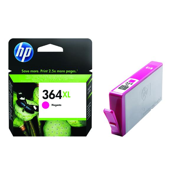 HP 364XL Inkjet Cart Magenta CB324EE