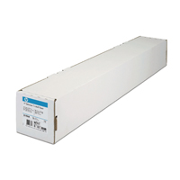 Image for HP White Universal Coated Paper 1067mm Roll Q1406A