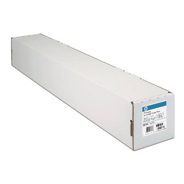 Hewlett Packard Coated Paper A0/841mm x45.7 Metres 90gsm Q1441A