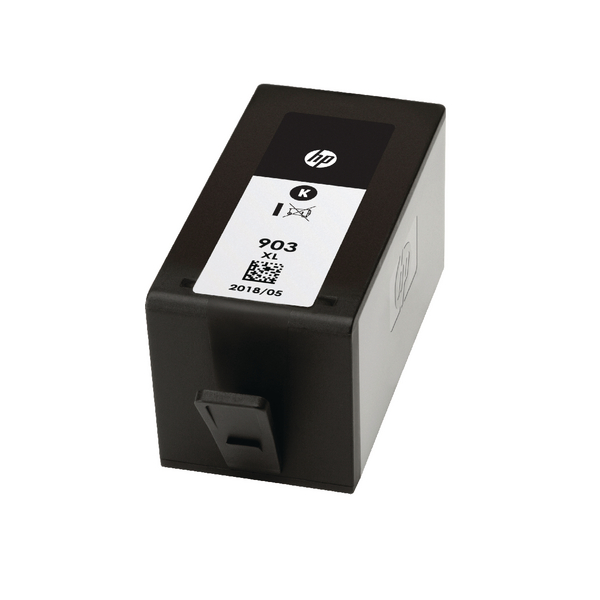 HP 903XL Black High Yield Ink Cartridge T6M15AE