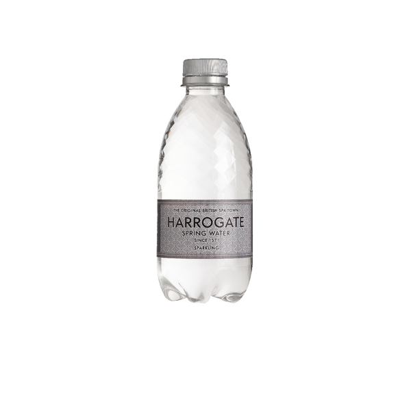 Harrogate Sparkling Spring Water 330ml (Pack of 30) P330302C