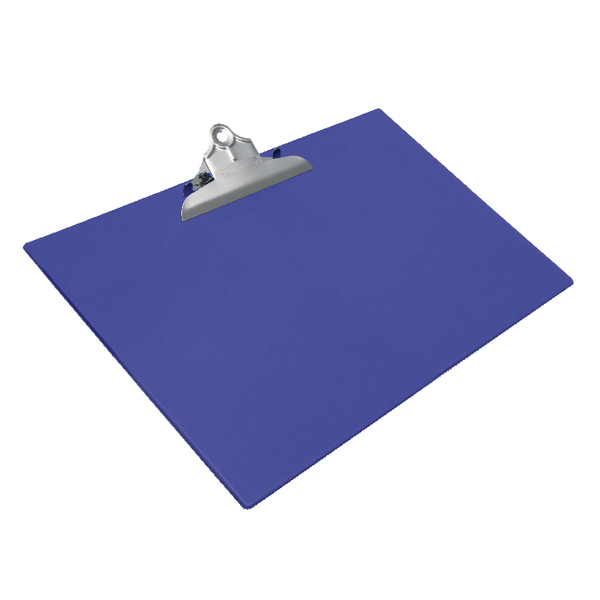 Rapesco Heavy Duty Clipboard A3 Blue 1136