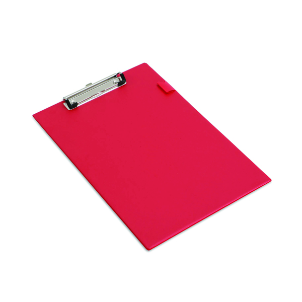 Image for Rapesco A4/Foolscap Red Clipboard VSTCBOR3