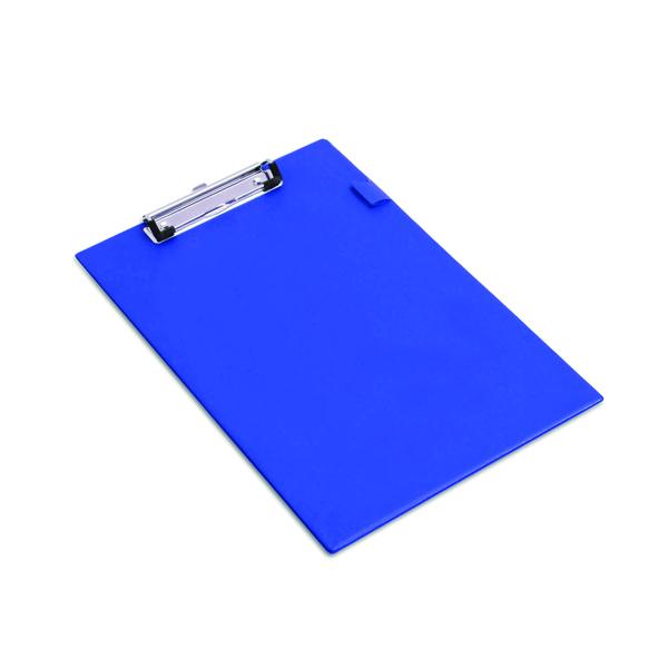 Image for Rapesco A4/Foolscap Blue Clipboard VSTCBOL3