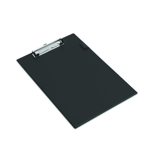 Image for Rapesco A4/Foolscap Black Clipboard VSTCBOB2