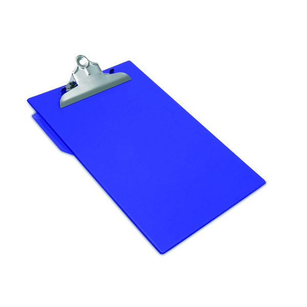 Image for Rapesco Heavy Duty Clipboard A4/Foolscap Blue CD1000L2
