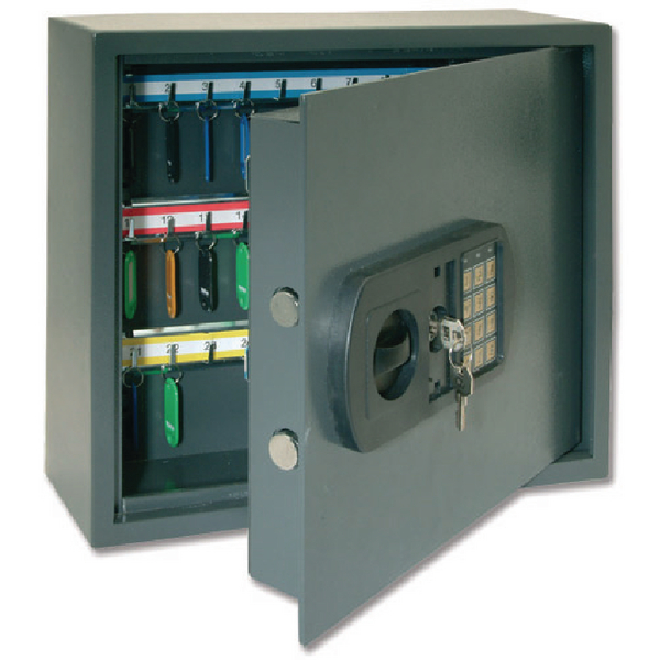 Helix 30 Key Capacity High Security Key Safe CP9030
