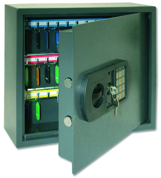Helix 60 Key Capacity High Security Key Safe CP9060