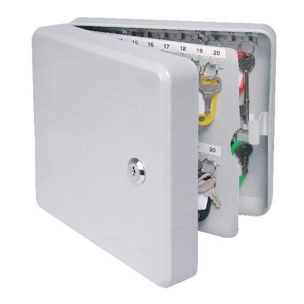 Helix Standard Key Cabinet 70 Key Capacity 520710