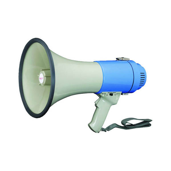 Power Megaphone with Siren (Pack of 1) IVGMEGA