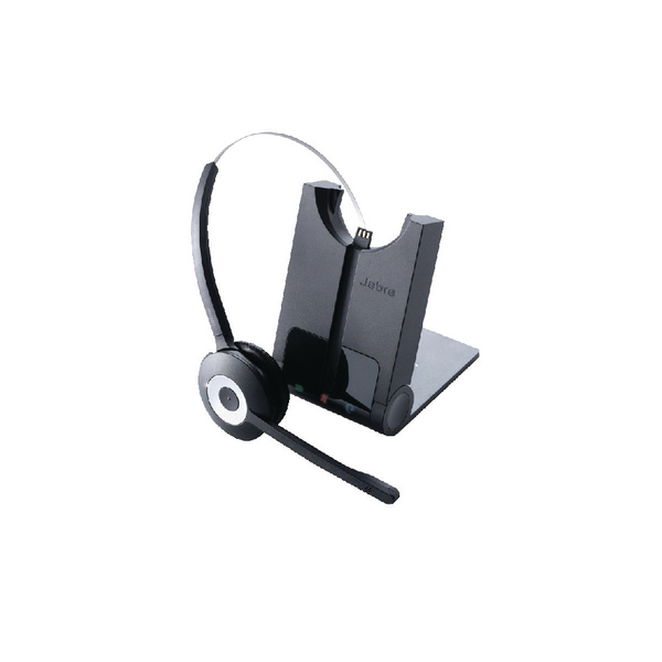 Jabra Black Pro 920 Wireless Mono Headset 920-25-508-102