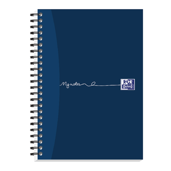 Oxford My Notes A5 Wirebound Notebook 100 Pages (Pack of 5) 400020197