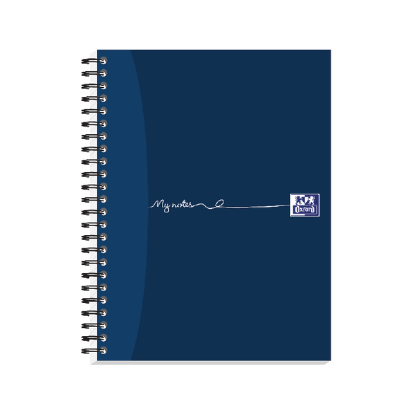 Oxford My Notes A5 Plus Notebook 160Pgs