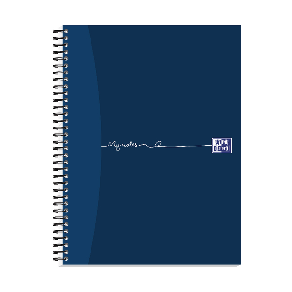Oxford My Notes A4 Plus Wirebound Notebook 160 Pages Pack of 3 100080545