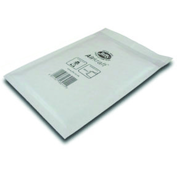 Jiffy AirKraft Bag 290x445mm White (Pack of 50) JL-6