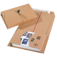 Mailing Box 215x155x58mm (Pack of 20) 11207