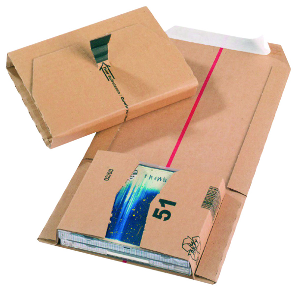 Mailing Box 145x126x55mm (20 Pack) 11066