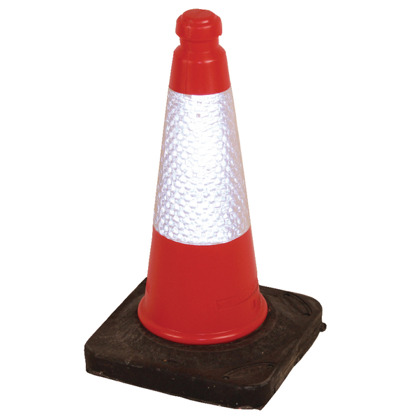 Red 50cm Sand Weighted Cone (WGYC)