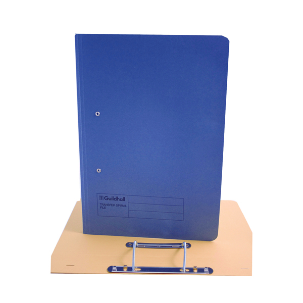 Guildhall Blue FC Transfer File 285g P25