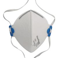 Jackson Safety R10 Unvalved Folded Respirator (Pack of 1) 62920